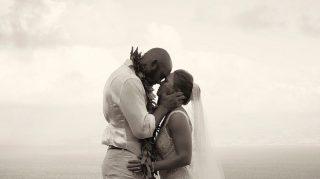 Ronda Rousey wedding photos