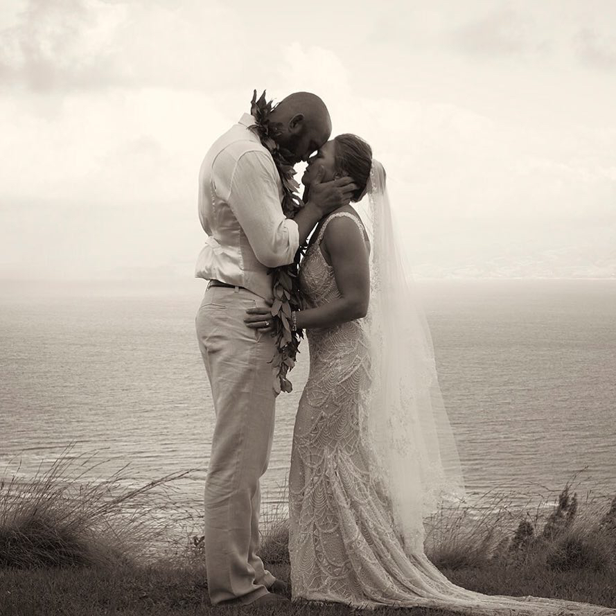 Ronda Rousey wedding photos