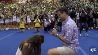 pep rally proposal