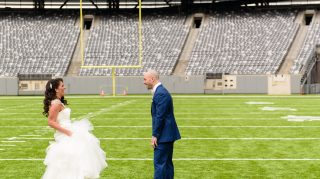 Giants wedding