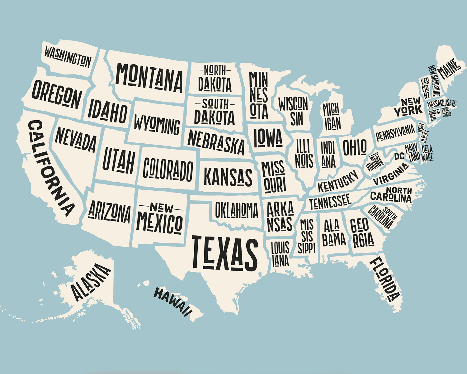 us country map