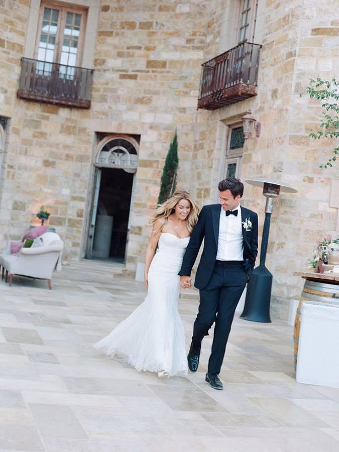 LC William Tell wedding photo lauren conrad