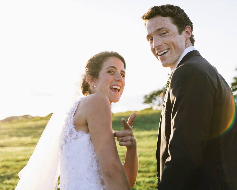 Tatiana Kennedy Schlossberg's First Wedding Photos