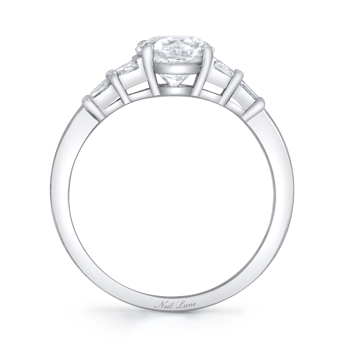 db0d53b05 Neil Lane designed Taylor Nolan's engagement ring from Derek Peth. (Photo  courtesy of Neil