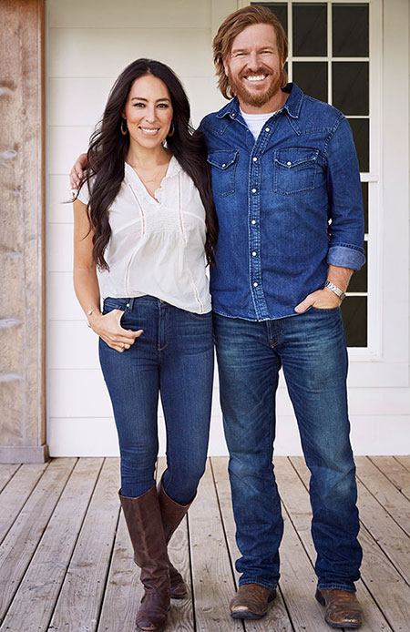Chip and Joanna Gaines will be dropping a line called Hearth & Hand at Target. (Target)