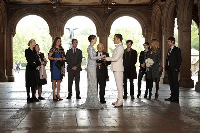 Gossip girl blair and chuck wedding theme