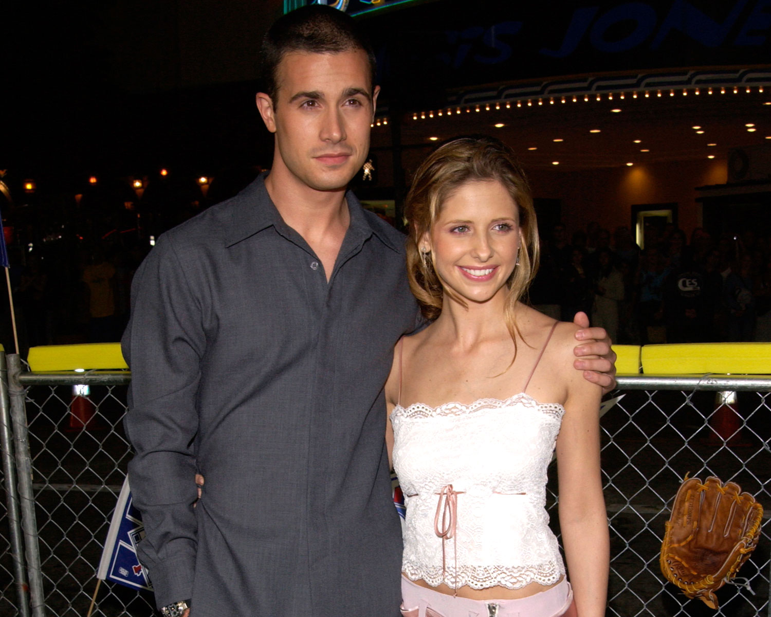 Sarah Michelle Gellar And Fred Prinze Jr