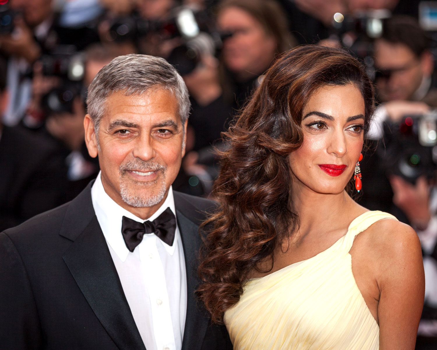 George Clooney Reveals How He Proposed to Amal and Its Adorable pics