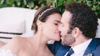 Idina Menzel wedding