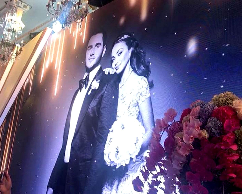 moscow billionaire wedding