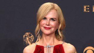 Nicole Kidman Hair