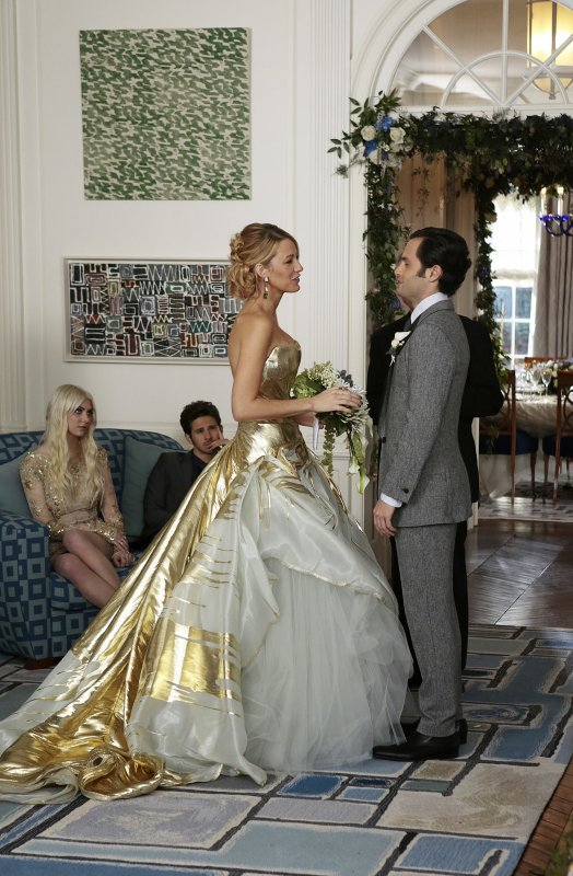 Gossip Girl Turns 10: Look Back at the Weddings