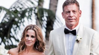 Troy Aikman Wedding