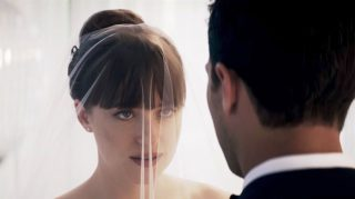 Fifty shades freed wedding