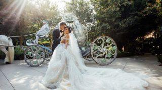 disney wedding fairy tale