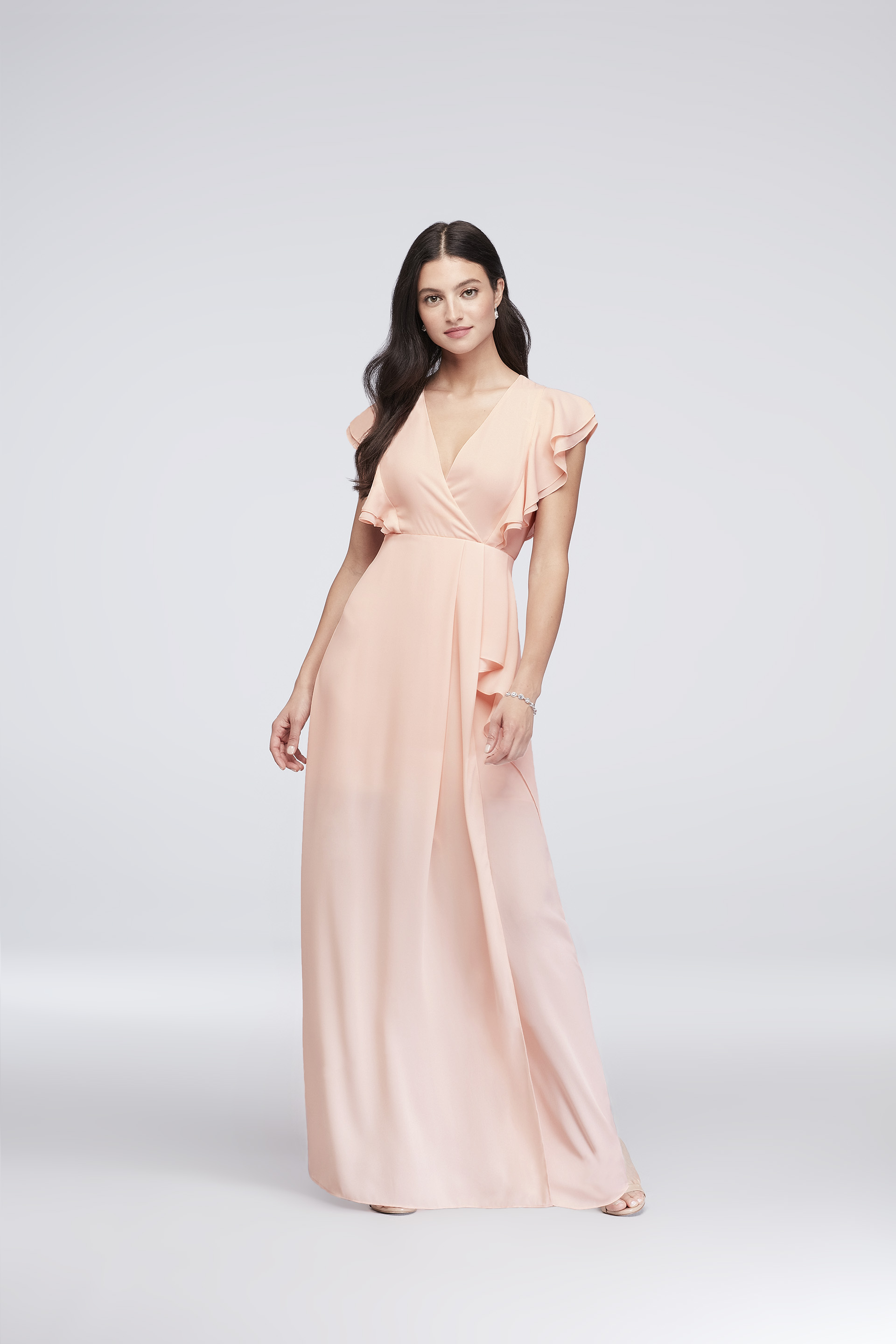 Reverie for David's Bridal bridesmaid dresses. (Credit: David's Bridal)