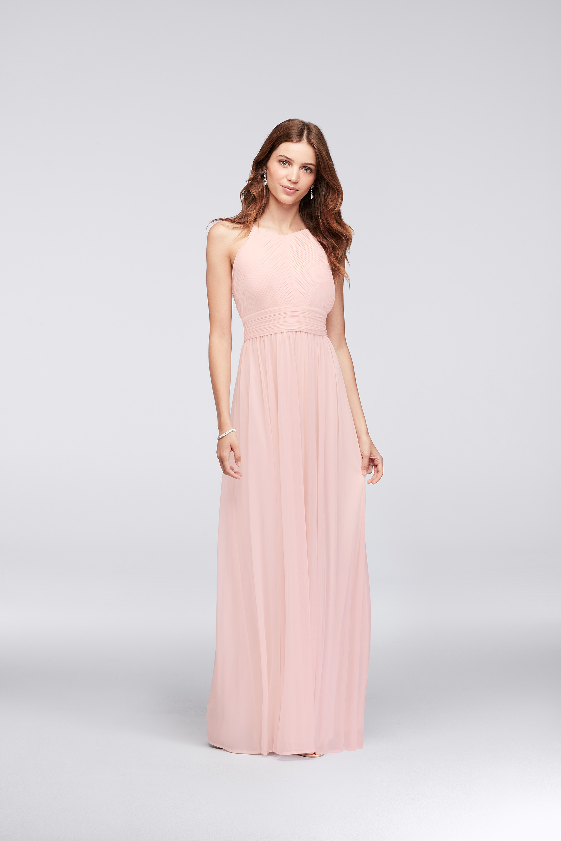 9a4b6dd09a9 Reverie for David s Bridal bridesmaid dresses. (Credit  David s Bridal)