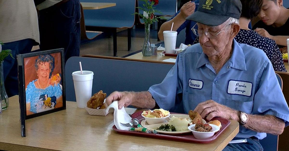 93 year old man
