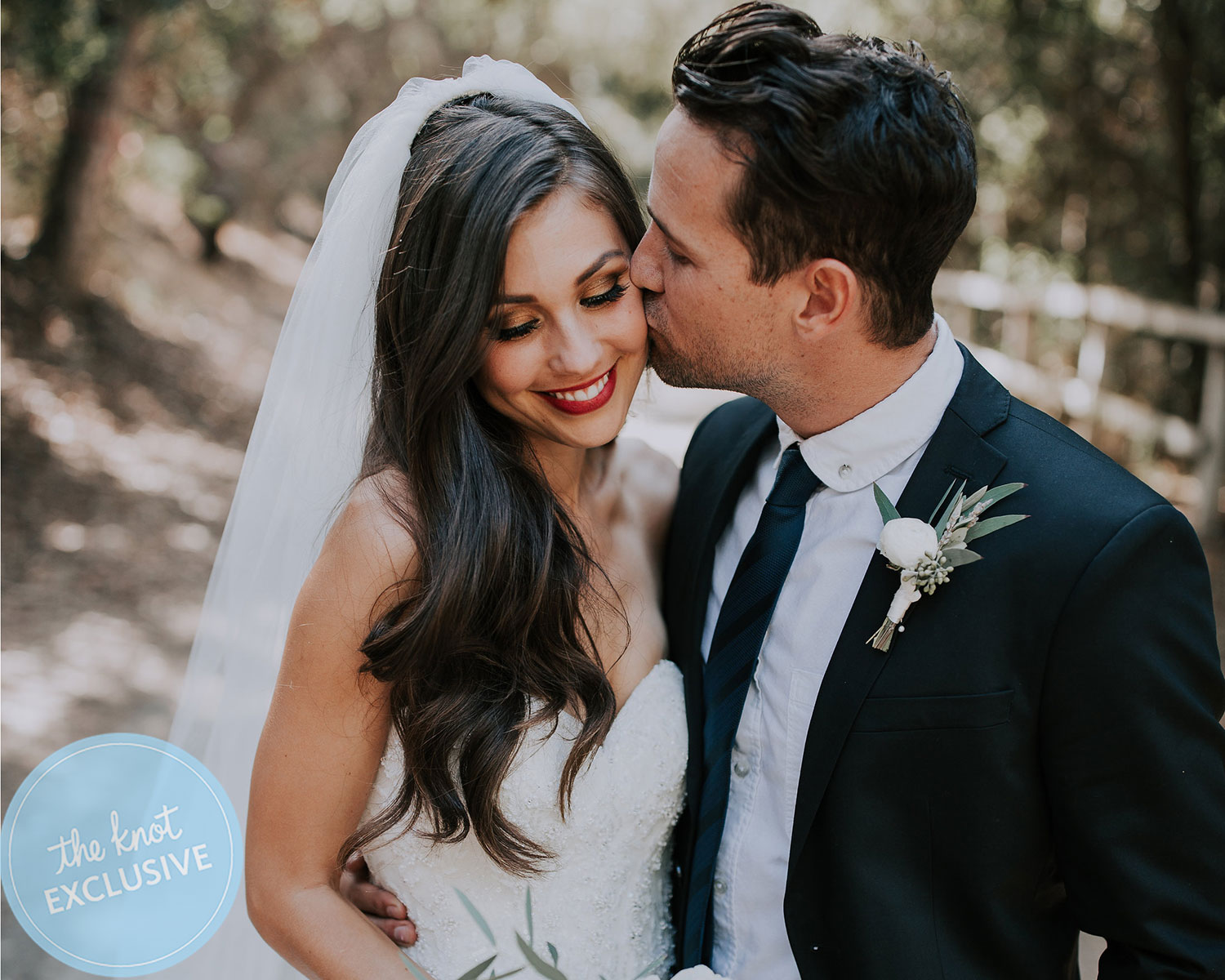 Britt Nilsson and Jeremy Byrne wedding