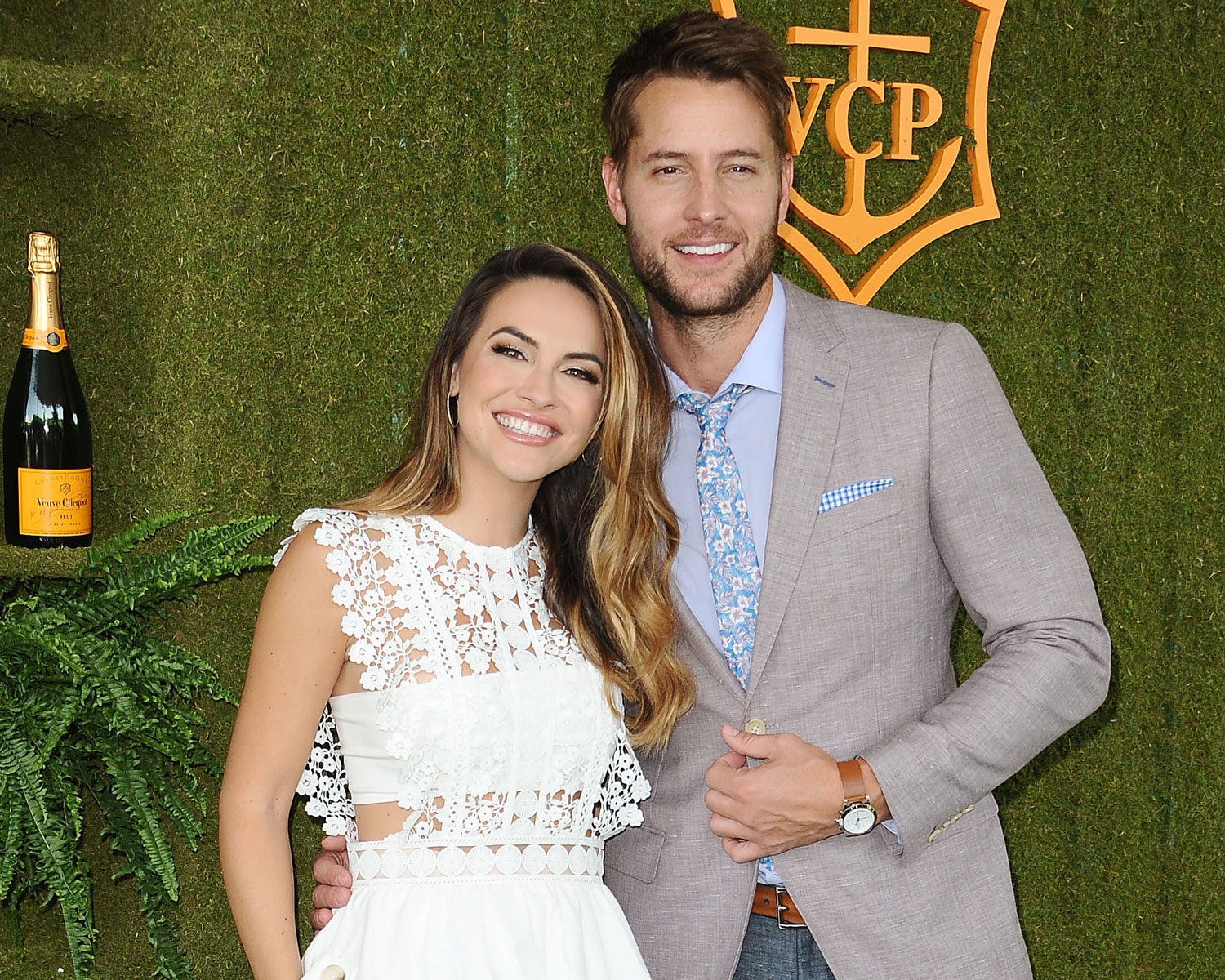 Justin Hartley Chrishell Stause Almost Done Wedding