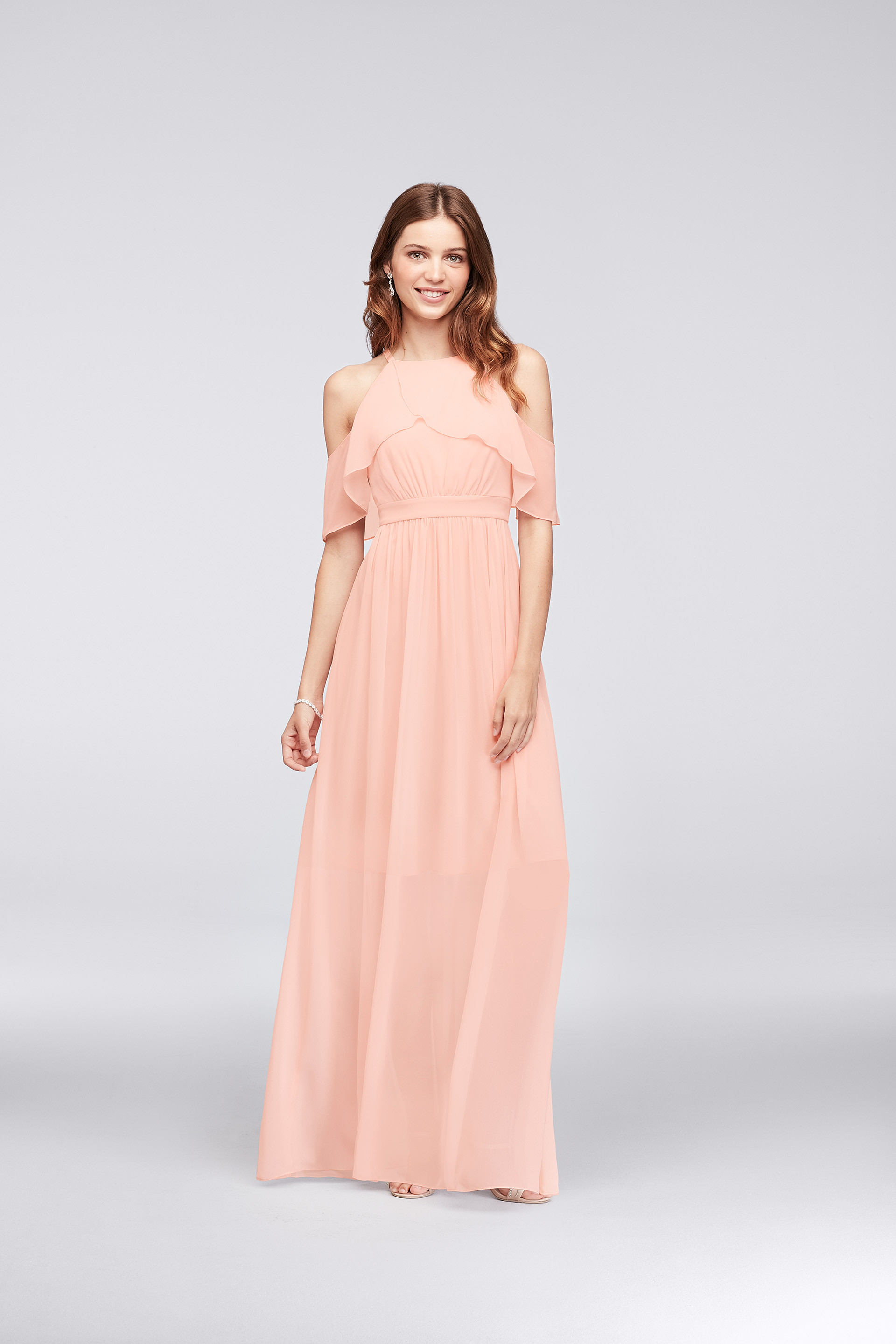 Davids bridal to release bridesmaid dresses for under 100 for Wedding dresses bridesmaid