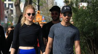 Joe Jonas Sophie Turner engaged