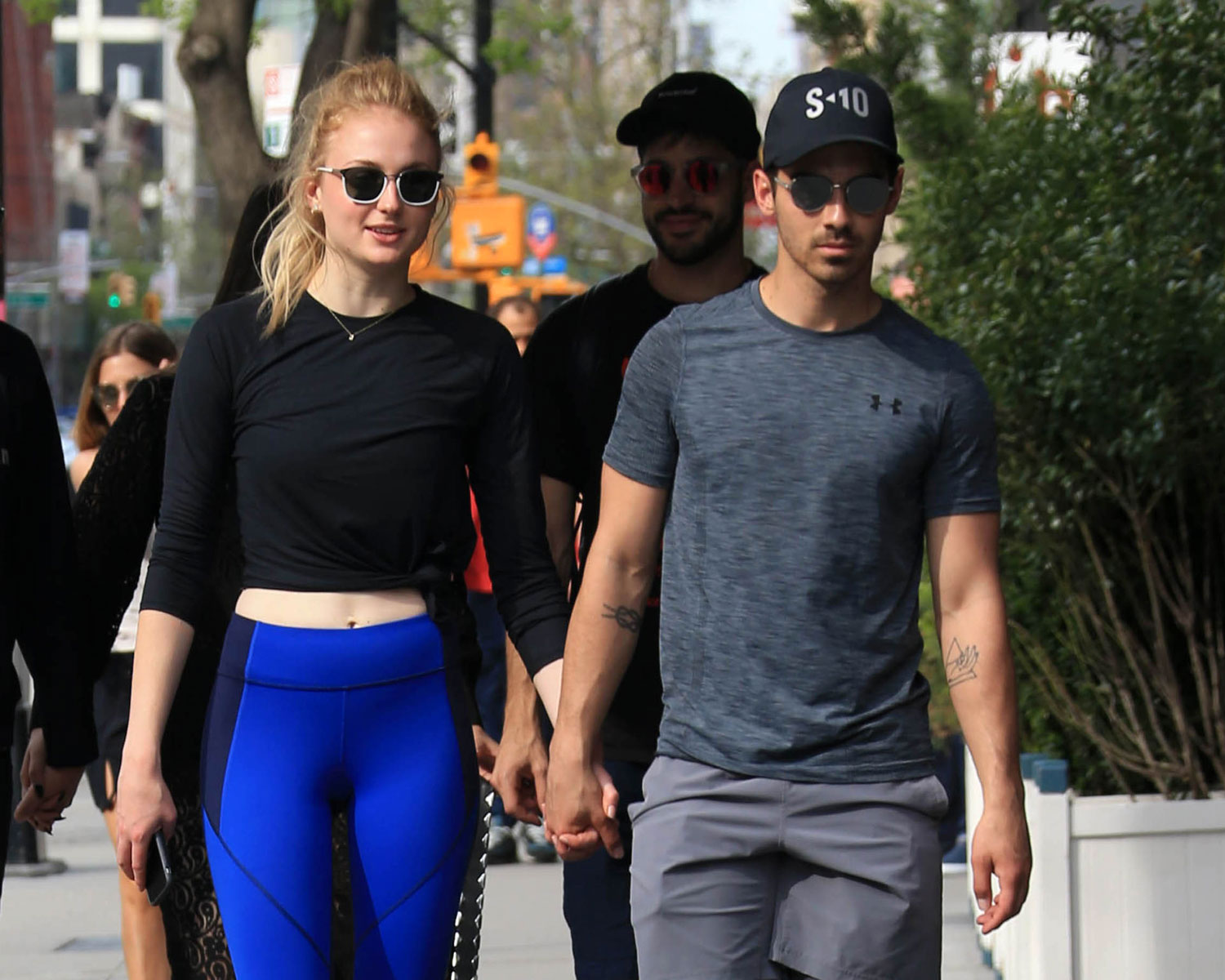 Joe Jonas and Sophie Turner Are Engaged: See Her Engagement Ring