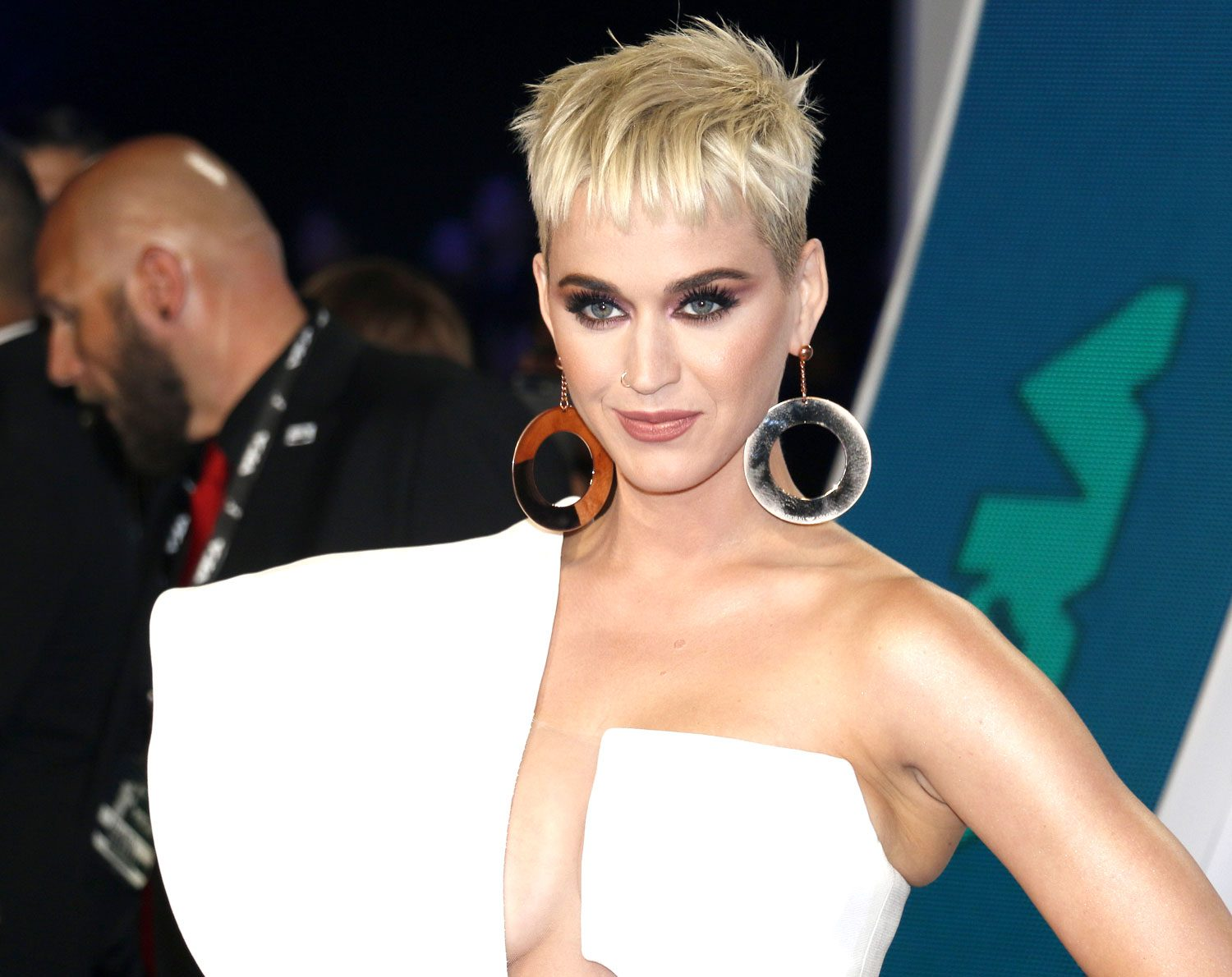 Katy Perry's Reaction to This Proposal on 'American Idol' Is All of Us