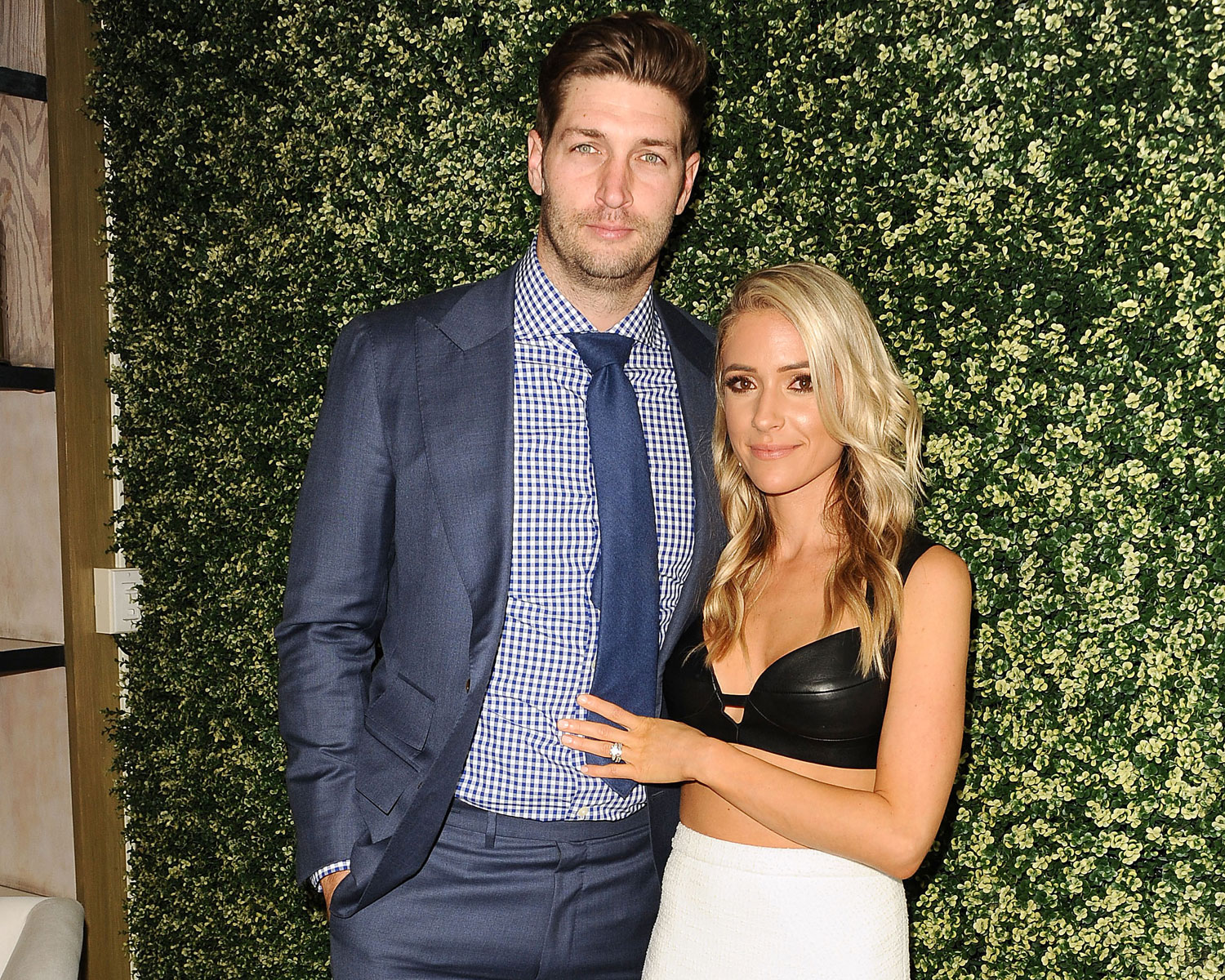 Jay Cutler with beautiful, Wife Kristin Cavallari