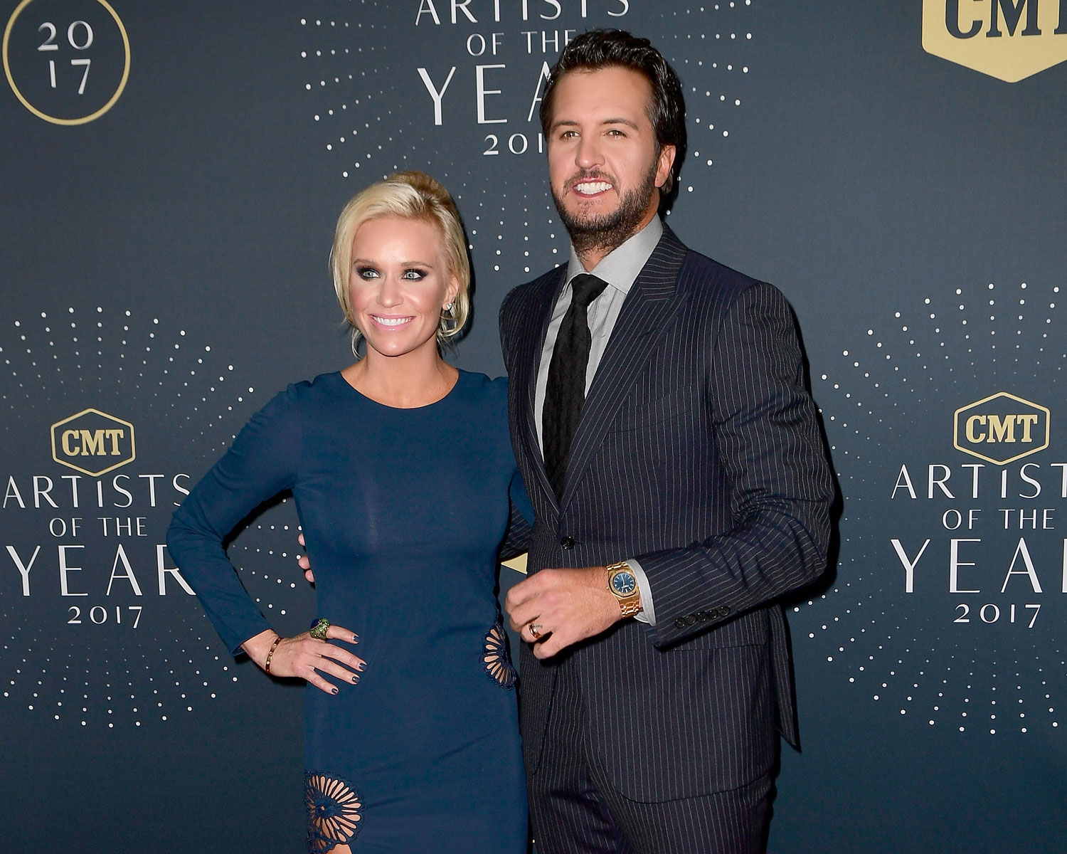 Luke Bryan Upgraded Wife S Engagement Ring On 10th Anniversary