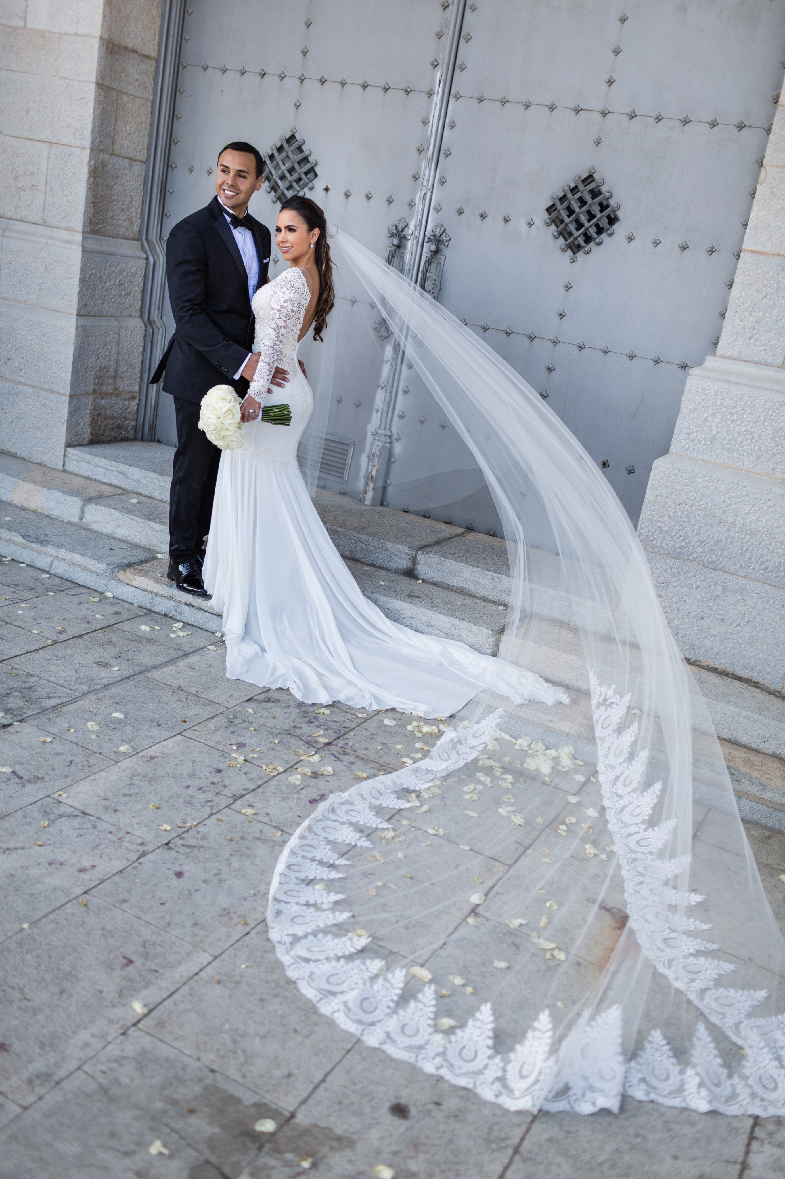 Lisa Morales Shares Her Barcelona Wedding Album Exclusive