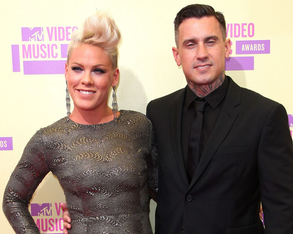 pink and carey hart