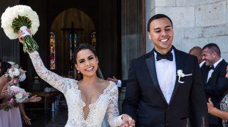 Lisa Morales wedding