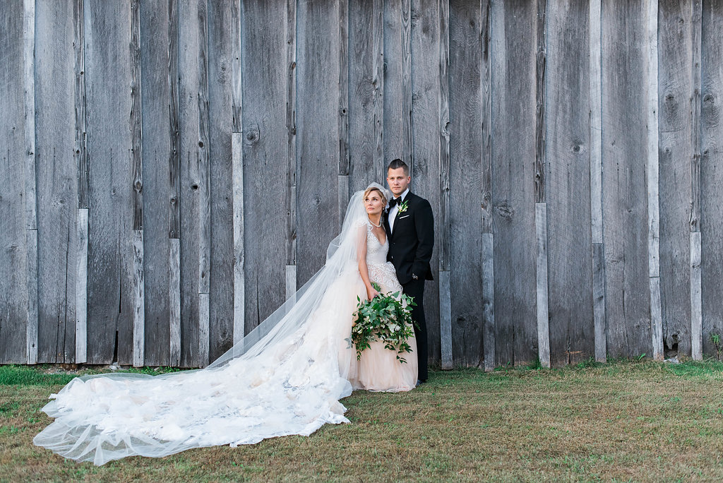 Nashville S Clare Bowen Helped Design Her Wedding Dress Photos