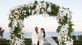 Nicole Williams WAGS wedding album exclusive