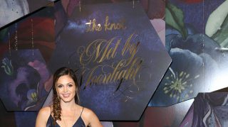 Desiree Hartsock The Knot Gala