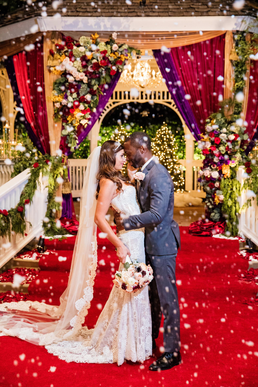 Disney\'s Fairy Tale Weddings Is Back: Meet the New Hosts