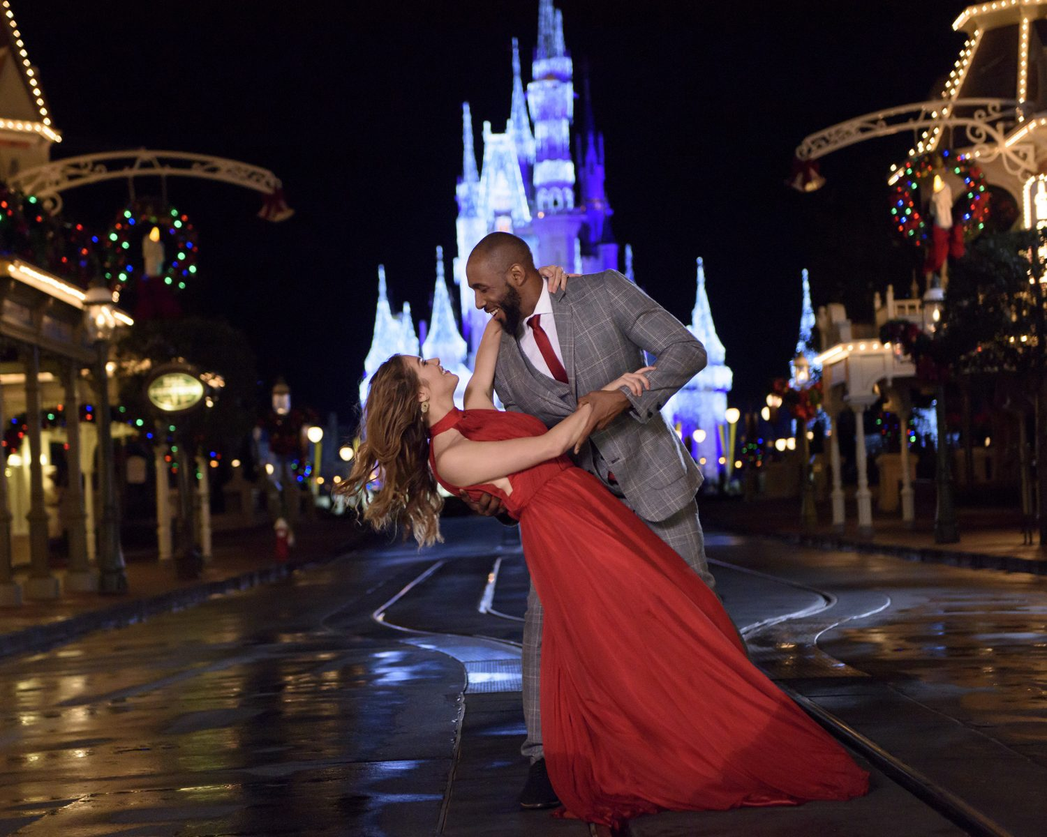 Allison Holker and Stephen Boss Share Tips for a \'Fairy Tale\' Wedding
