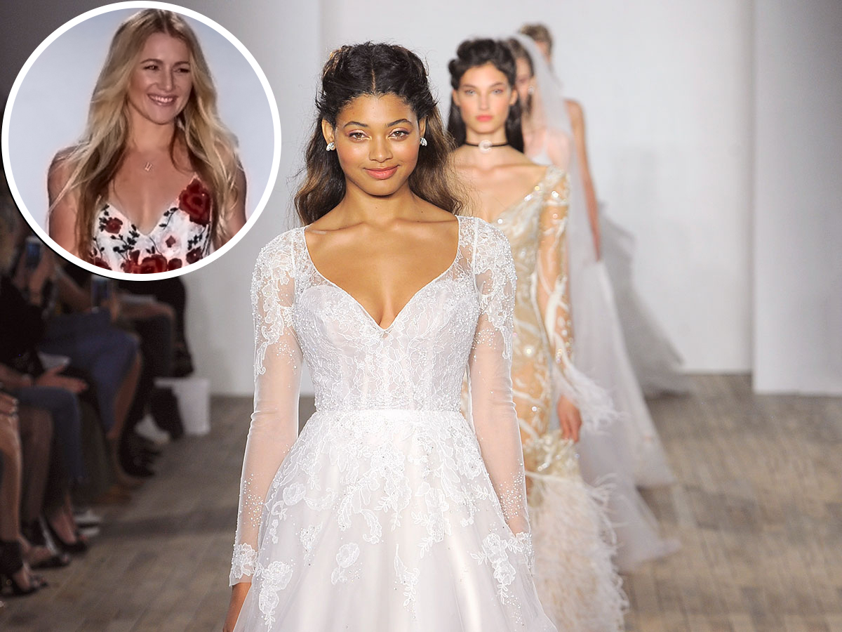 Bridal Designer Hayley Paige Will Soon Have Her Own Reality Tv Series Credit Maria Valentino Mcv Photo