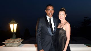Ellen Pompeo and Chris Ivery wedding
