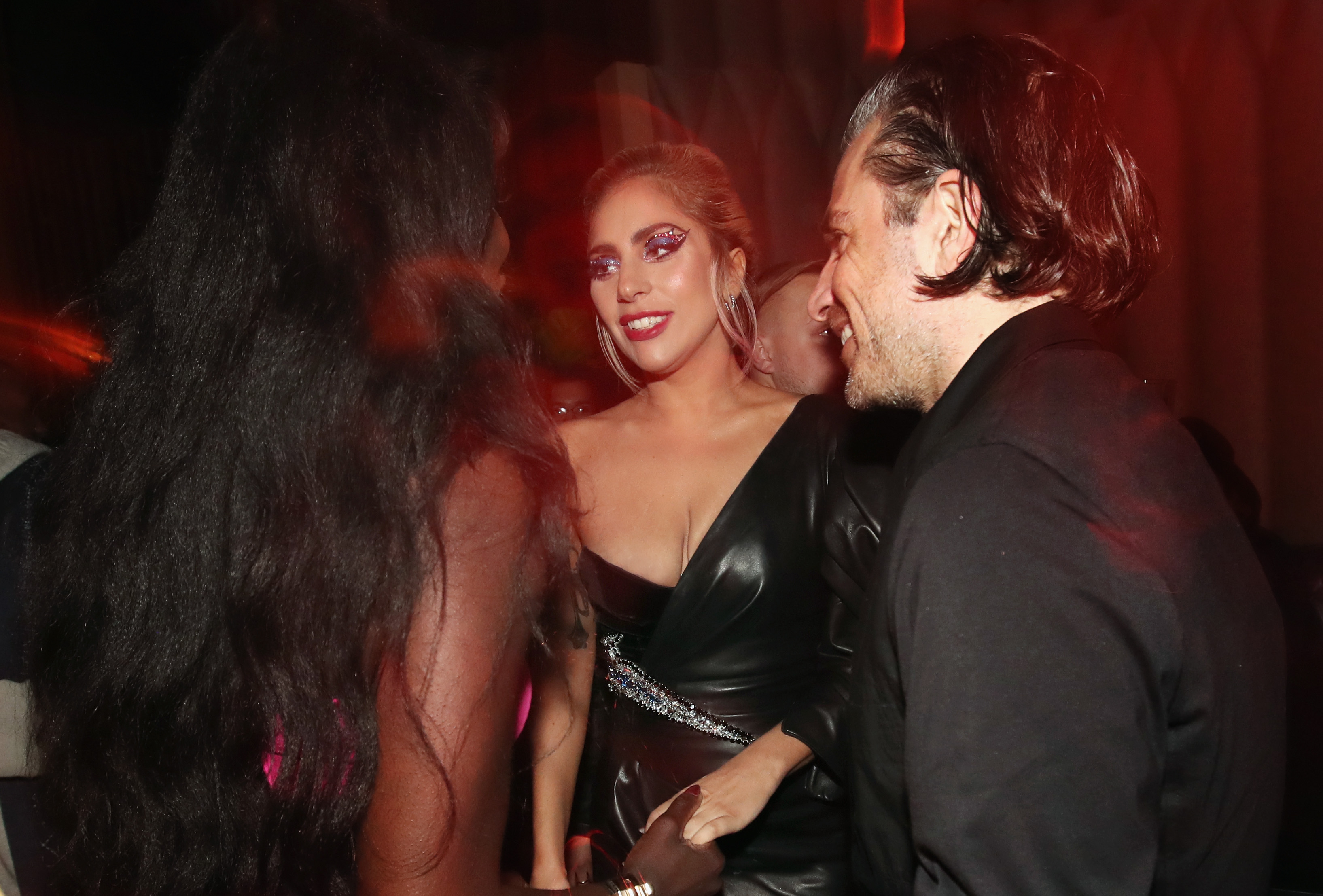 Lady Gaga Christian Carino engaged