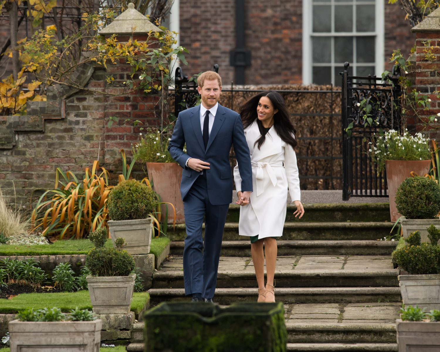 Meghan Markle And Prince Harry Will Spend Christmas With