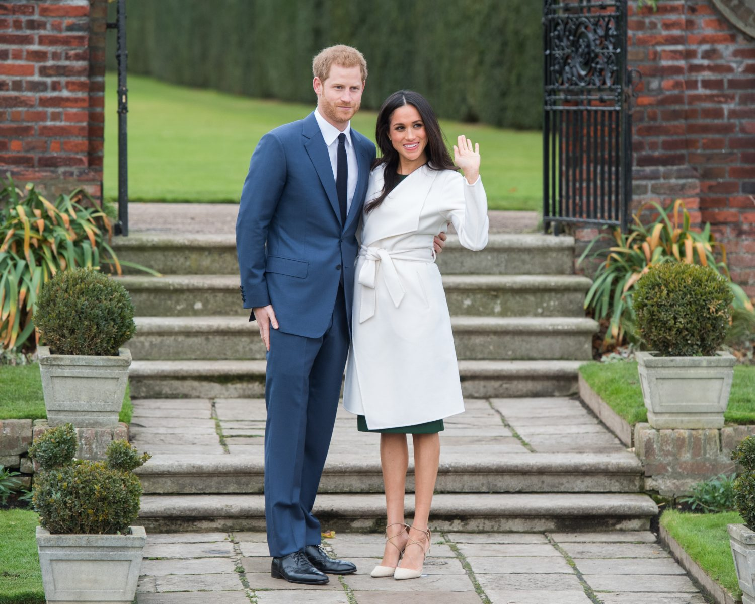 Harry Markle Interview Engagement