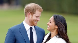 Prince Harry Meghan Markle wedding venue date