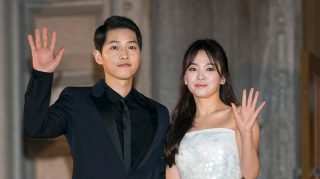 song hye kyo song joong ki wedding