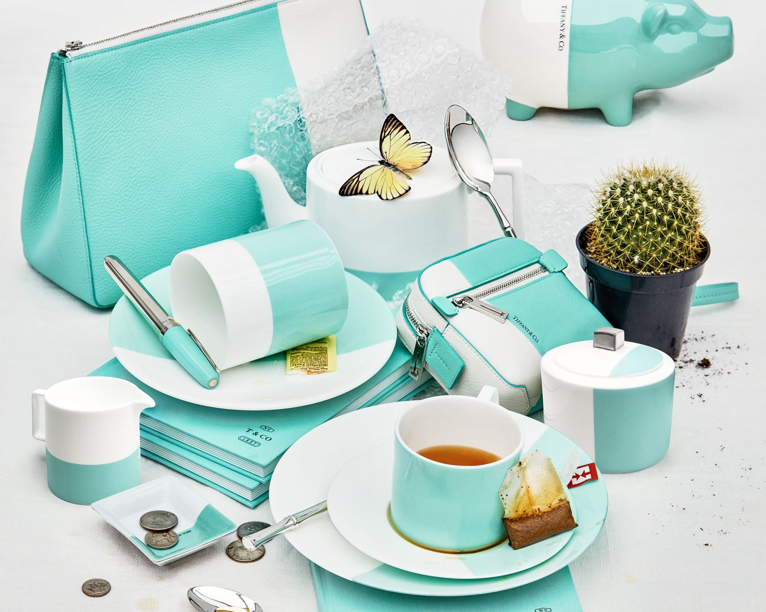Tiffany Amp Co S Luxe New Home Line Is Here For Your Registry