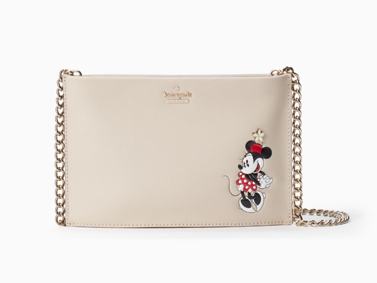 Kate Spade Minnie Mouse collaboration. Fall 2017. (Courtesy of Kate Spade)