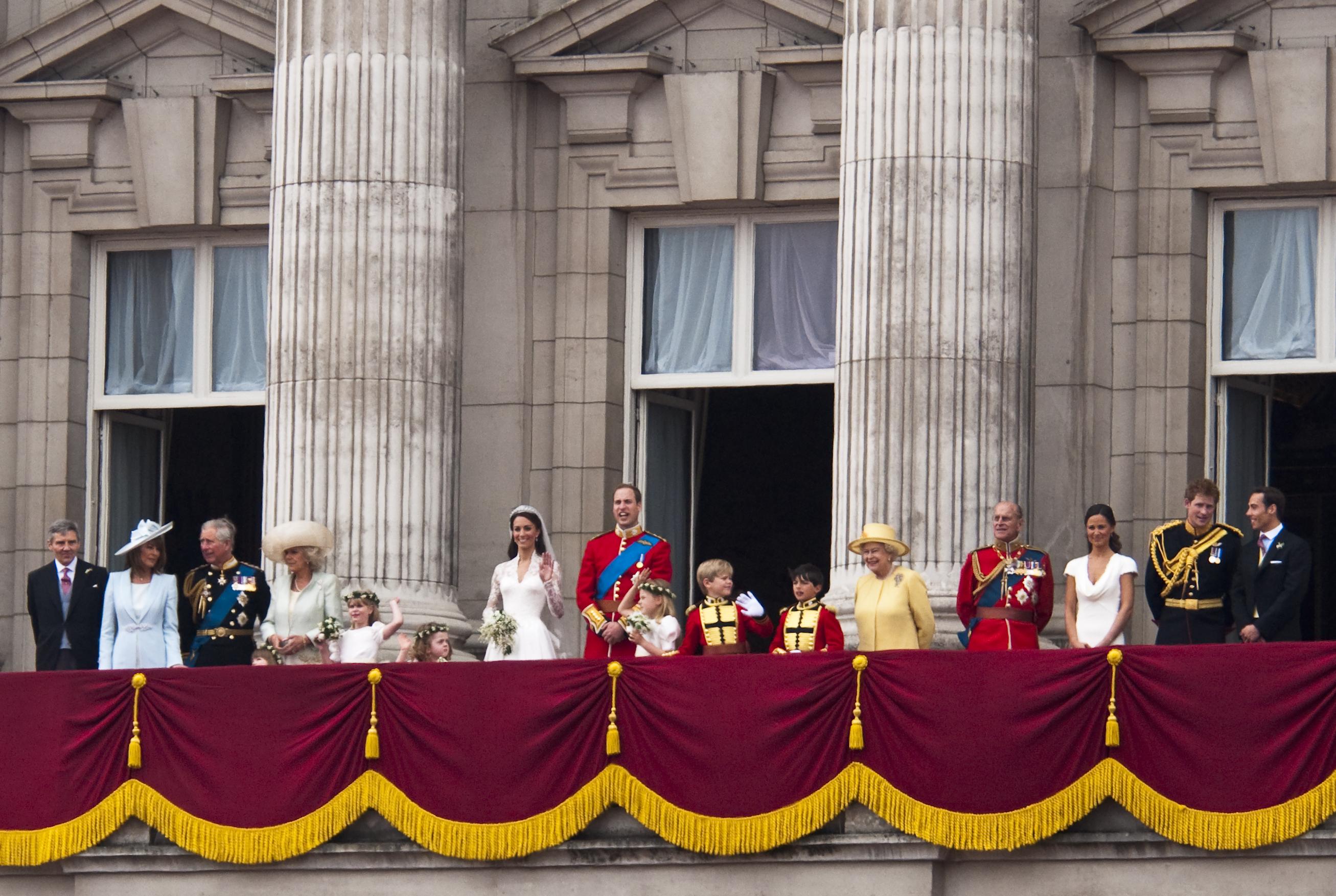 Prince Harry family royal wedding