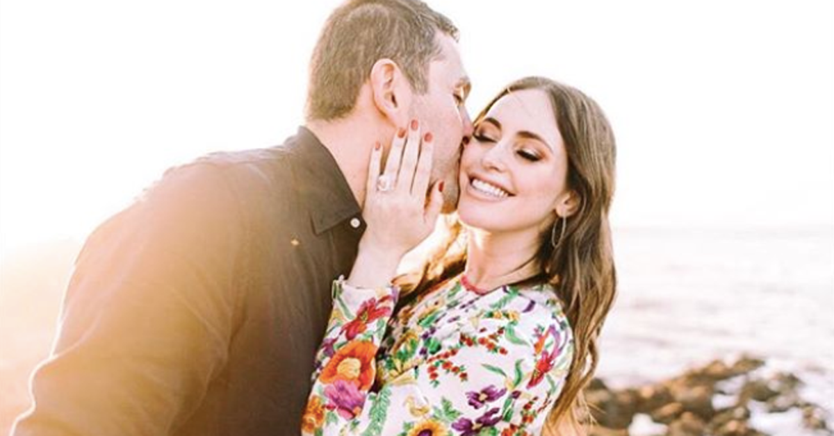 Dell Heiress Alexa Dell Is Engaged To Harrison Refoua See