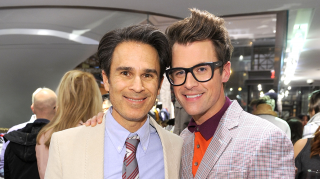 Gary Janetti and Brad Goreski